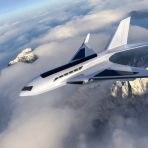 Forget Fuel Tanks and Batteries: This New Electric Jet Concept Uses Air Friction to Generate Power