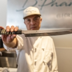 How One Chef Is Using Unexpected Materials to Forge Knives Everyone Wants