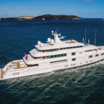 This Refitted 244-Foot Superyacht Was Transformed Into the Ultimate Water Sports Playground